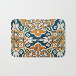 Geometry inside of you - Barcelona Bath Mat