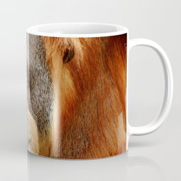 Observant Orangutan Coffee Mug