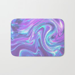 iridescent | bleu's creations. Bath Mat