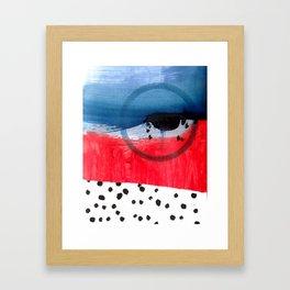 Kollage n°120 Framed Art Print