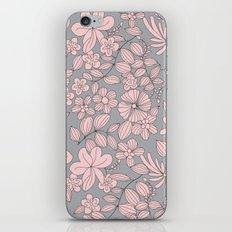 Flowers XIV iPhone & iPod Skin