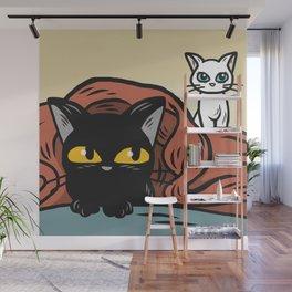 Blanket Wall Mural