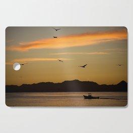 Californian Sunrise Cutting Board