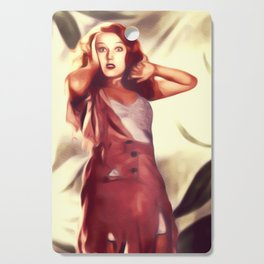 Fay Wray in King Kong Cutting Board