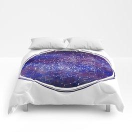 Star Map IV Comforters