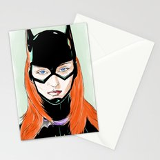 Batgirl Stationery Cards