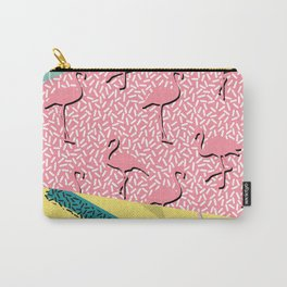 Dreaming 80s #society6 #decor #buyart Carry-All Pouch
