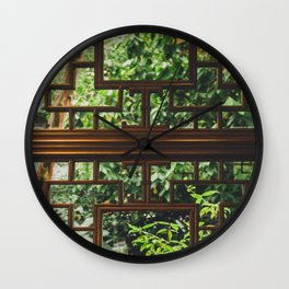 New Perspective Wall Clock