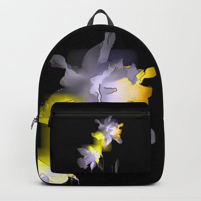 Cubist Daffodils Backpack