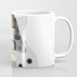 Les Paul Guitar Coffee Mug