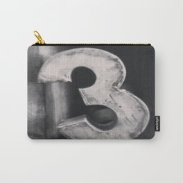 Number Crazy #3 Carry-All Pouch
