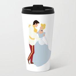 Cinderella and Henry Travel Mug
