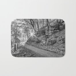 The Old Railway Route Bath Mat