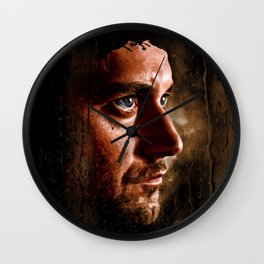 Ryan Eggold - Tom Keen Wall Clock