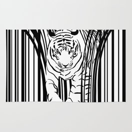 Tigers extinct in 12 years? Rug