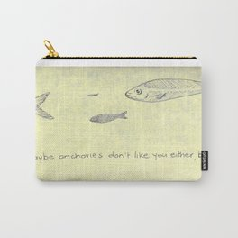 Reciprocal Anchovy Carry-All Pouch