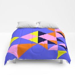 Arabic Triangles Comforters
