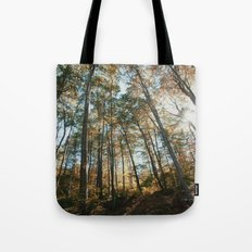 into the woods 08 Tote Bag