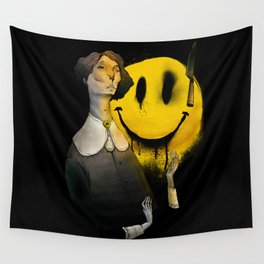 Sadness Wall Tapestry