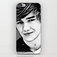 Liam Payne iPhone & iPod Skin