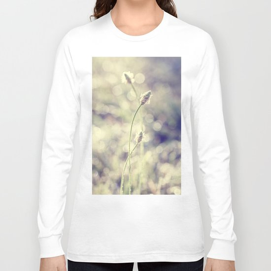 morning weeds Long Sleeve T-shirt