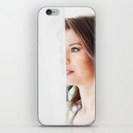 The look iPhone Skin