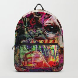 The Graffiti Cat Backpack