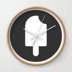 Fudgesicle! Wall Clock