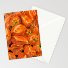 Habaneros Stationery Cards