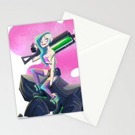 My Tangirl! Stationery Cards