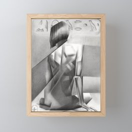 One Thing in Another Framed Mini Art Print