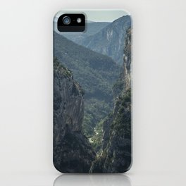 Faille iPhone Case