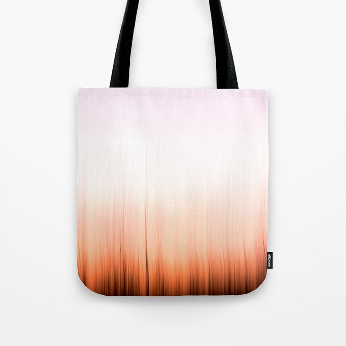 Sunset Flames Tote Bag