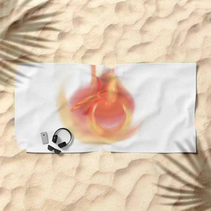Harmony   (A7 B0071) Beach Towel