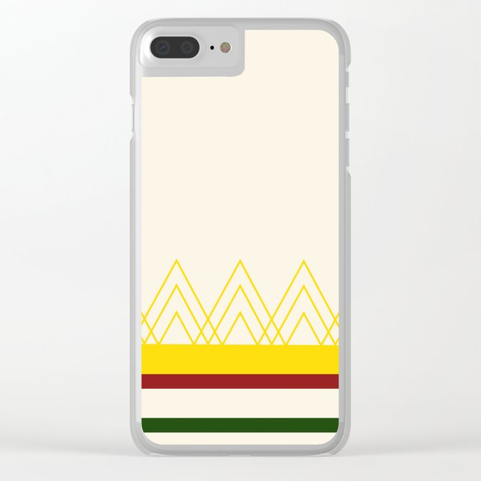 Outdoor Clear iPhone Case
