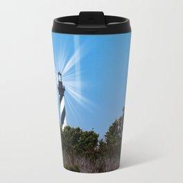 Cape Hatteras Lighthouse Travel Mug