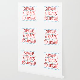 Single and Ready to Jingle Wallpaper