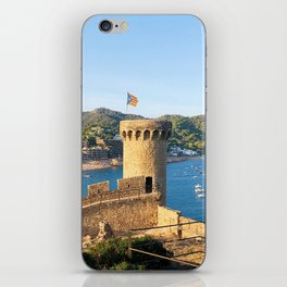 Tossa de Mar iPhone Skin