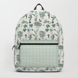 Houseplants Backpack