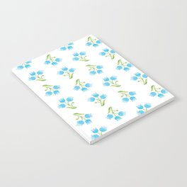 Flowers bells Notebook
