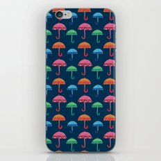 The Fancy Umbrella iPhone & iPod Skin