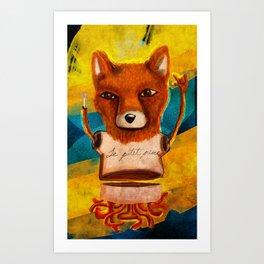 Le Petit Prince Fan Art Print