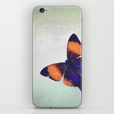 Cheerful Flight iPhone & iPod Skin