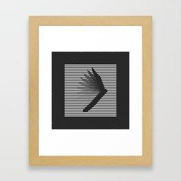 Jacknife Framed Art Print