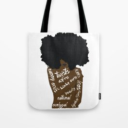 CROWN TOTE Tote Bag