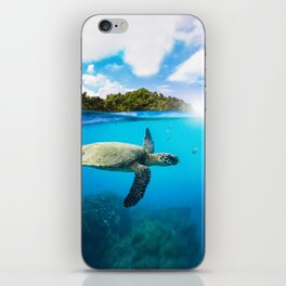 Tropical Paradise iPhone Skin