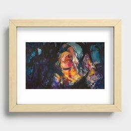Verklärte Nacht Recessed Framed Print