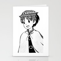 anime Stationery Cards featuring ANIME by PROXIMO