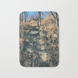 The collapsed road Bath Mat