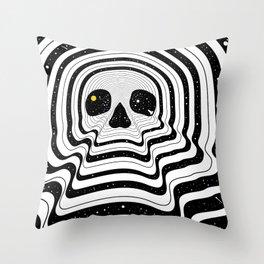 Blackout Throw Pillow